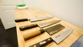 Introducing: Tosho Knife Arts, the new Mirvish village mecca for fans of Japanese blades