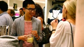 THE SCENE: J.Crew's Jenna Lyons and Mickey Drexler hosted a party at Yorkdale