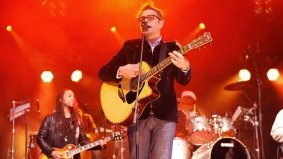 Steven Page's recent tour has him living out of planes