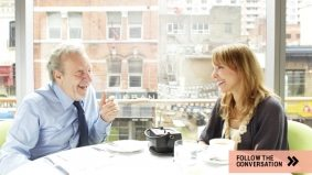 The Conversation: Colm Wilkinson and Deborah Hay discuss melodic storytelling at the TIFF Bell Lightbox