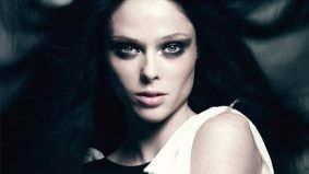 Coco Rocha channels a majestic stallion for her recent Dazed and Confused Korea cover shoot