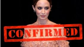 CONFIRMED: Emily Blunt will be attending TIFF 2011