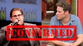 CONFIRMED: Funny men Jonah Hill and Seth Rogen will be at TIFF 2011