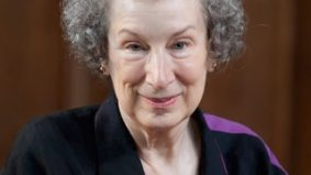 Things Margaret Atwood likes: libraries, book clubs, strong language; things Margaret Atwood does not like: Doug and Rob Ford