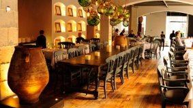 Introducing: Estiatorio Volos, a Financial District Greek restaurant reborn
