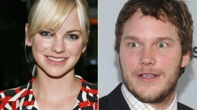 SPOTTED: Anna Faris and Chris Pratt at the Deq at the Ritz-Carlton