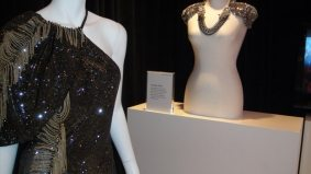 The Swag Series: Swarovski's Wings of Fantasy suite is fit for a black swan