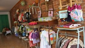 Kid Culture, a cute-as-a-button, schoolhouse-themed shop for tots in the Junction