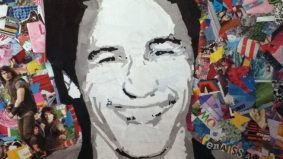 SPOTTED: James Franco, fan art collector