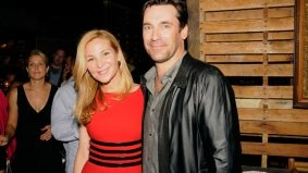 SPOTTED: Jon Hamm drinks old-fashioneds at Goodnight Gansevoort