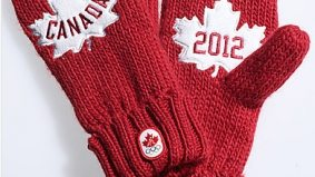 Olympic swag is available at The Bay, 325 days early