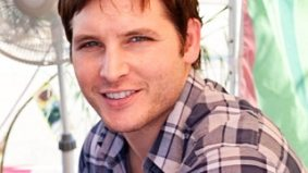 SPOTTED: Nurse Jackie's Peter Facinelli at the NFB offices
