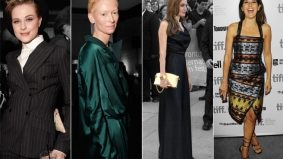 RED CARPET POLL: Who dressed the best on night two of TIFF 2011?