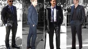 RED CARPET POLL: Which of these heartthrobs dressed the best on night three of TIFF 2011?