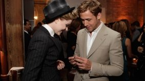 Evan Rachel Wood likes Justin Bieber, Ryan Gosling smokes and George Clooney is okay at Grey Goose Soho House