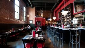 Introducing: Bar Vespa, a new Italian-inspired room in Liberty Village