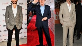 TIFF 2011 Roundup: Hugh Dancy, Bill Nighy and Ryan Gosling are among TIFF's best dressed