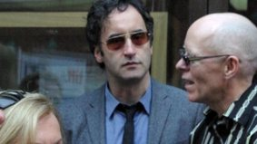 SPOTTED: Don McKellar at the red carpet—but not on the red carpet—at The Eye of the Storm