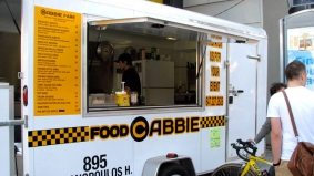 Introducing: Food Cabbie, a new food truck with classic American comfort food