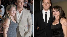 Then and now: Ryan Gosling and his mom walking the red carpet