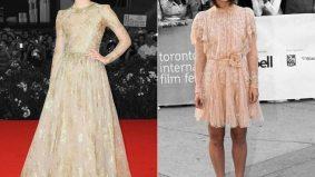 Venice vs. TIFF fashion showdown, Keira Knightley edition