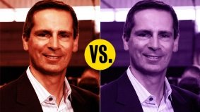 Ontario Premier Dalton McGuinty embarrasses Ontario provincial election candidate Dalton McGuinty with early tax credit