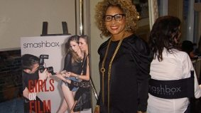 The swag series: the Murale and Sally Hershberger TIFF suite gets media types red-carpet ready