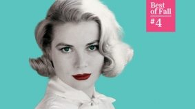 Best of Fall #4: Grace Kelly gets the royal treatment at a TIFF Lightbox exhibit