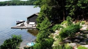 Cottage of the Week: $4 million for a two-cottage compound on Little Lake Joseph