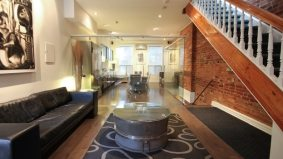 Office Space: $3,300 per month to lease two floors of vintage Queen West real estate