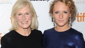 TIFF PHOTO GALLERY: Glenn Close on the red carpet for the gala presentation of Albert Nobbs