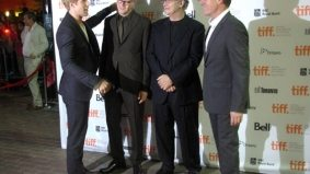 TIFF PHOTO GALLERY: Ryan Gosling and Bryan Cranston at the red carpet presentation of Drive