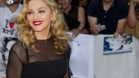 TIFF PHOTO GALLERY: Madonna looks good, but behaves badly, at the red carpet gala for her new film, W.E.