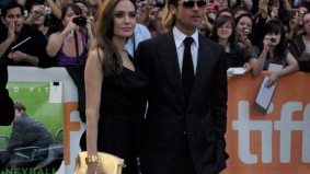 TIFF PHOTO GALLERY: Brad Pitt, Angelina Jolie and Philip Seymour Hoffman on the red carpet for Moneyball