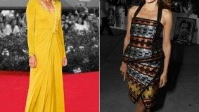 Venice vs. TIFF fashion showdown, Marisa Tomei edition