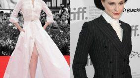 Venice vs. TIFF fashion showdown, Evan Rachel Wood edition