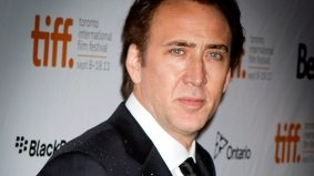 TIFF PHOTO GALLERY: Nicolas Cage walks the red carpet for Joel Schumacher's Trespass