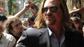 TIFF PHOTO GALLERY: Francis Ford Coppola and Val Kilmer (and Val Kilmer's hair) at the red carpet gala for Twixt