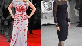 Venice vs. TIFF fashion showdown, Madonna edition