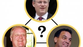 Toronto is shaping up to be a battleground for the provincial election (but where's Ford Nation?)