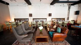 Since you probably don't have an invite, here's a tour inside the Grey Goose Soho House