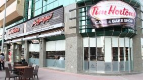 Tim Hortons opens first Dubai shop, begins new era of coffee and doughnut colonialism