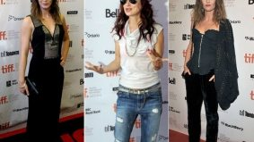 TIFF 2011 Roundup: Emily Blunt, Juliette Lewis and Vanessa Paradis are among TIFF's worst dressed
