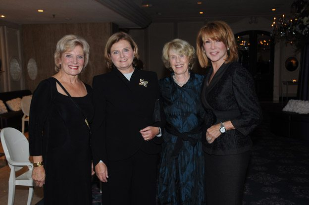 Wives of former Canadian prime ministers