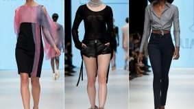 Gallery: 56 looks from the Mercedes-Benz Start Up runway competition