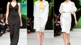Gallery: 62 looks from David Dixon's spring/summer 2012 collection
