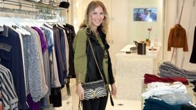 Introducing: Riant Boutique, a sparkly King West boutique packed with clothes (and one cute puppy)