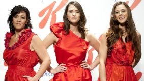 Cynthia Rowley showed up at Toronto Fashion Week and all we got was this Special K