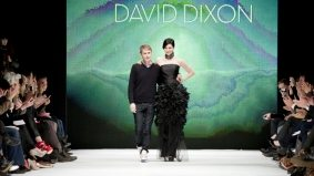 David Dixon may not wow every season, but he's a fixture in the industry for socialites and on The Shopping Channel