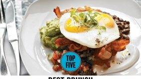 Toronto's five best brunch dishes